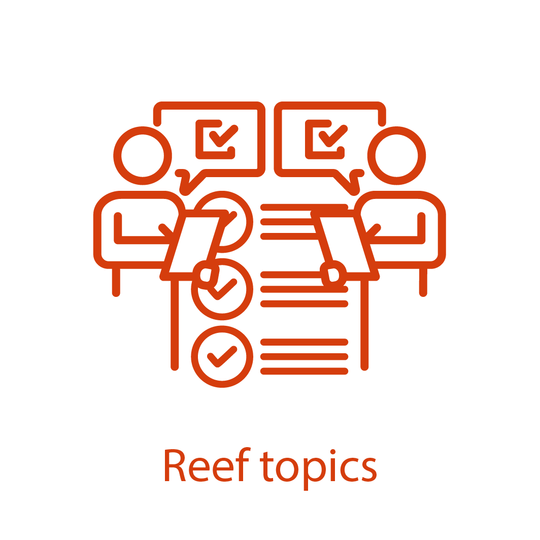 search by Reef topics